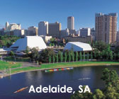 Adelaide, South Australia.