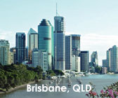 Brisbane, Queensland.