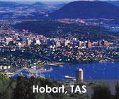 Hobart, Tasmania.