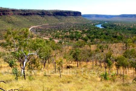 Life in the outback of Western Australia.