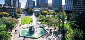 Victoria Square, Adelaide City.